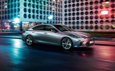 Lexus ES: a teljesítmény és a kifinomultság új szintje