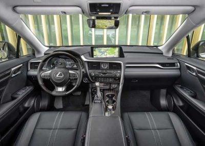 Lexus RX L 7személyes