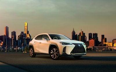 Magyarországra is megérkezett a Lexus UX