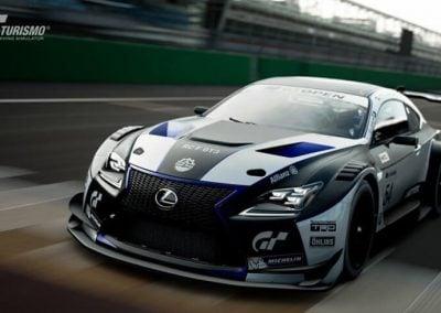 Lexus RCF GT3 Emil Frey GRAN TURISMO