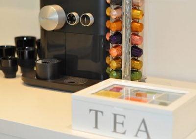 Tea, kávé, frissítők