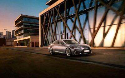 Lexus ES: 5,5 liter 100 kilométeren az ADAC-teszten