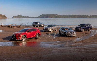Gazdára talált az ötmilliomodik Lexus SUV