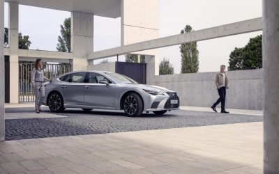 Lexus LS: tökéletesebb, mint valaha